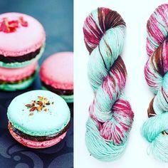 Hand dyed yarn 4 ply sock yarn fingering weight merino wool Black Elephant