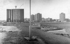 Panorama z Globusa, 1972 r. źródło; Lubelska Agora Modernizmu