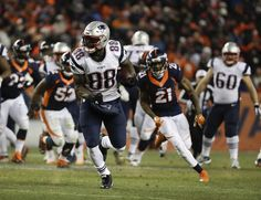 What to watch this offseason: the New England Patriots' negotiations with free agent tight end Martellus Bennett.