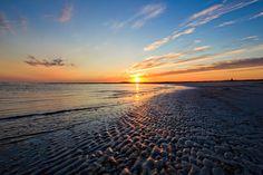 Sunset at Baleshare