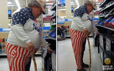 Funny Pictures Of People At Walmart | Re: WalMart shoppers