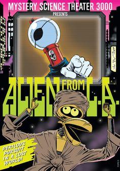 Alien from l.a