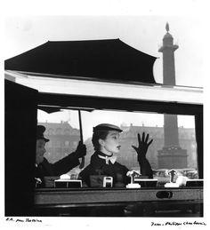 Bettina et les grands photographes des années 50