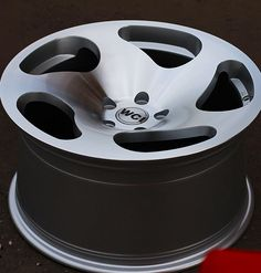 Watercooled Industries CC10 Machined Silver Wheel 18x8.5 ET42 5x112