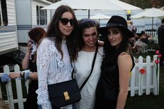 Coachella Photo Diaries: Warpaint, Sleigh Bells, and Banks – Vogue