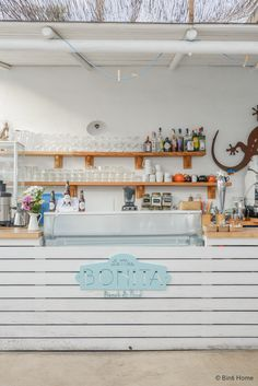 La Mas Bonita  Valencia bar beachlook  ©BintiHome