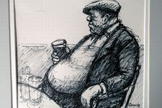 Examples of Norman Cornish's work