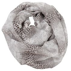 100% Silk Smooth and Soft Infinity Circle Ring Fashion Scarf $24.99 (72% OFF) + Free Shipping