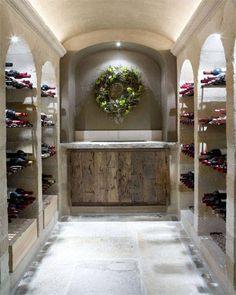Wine Cellar Dreams: Join me in the tasting room for a sip   l.a. design llc