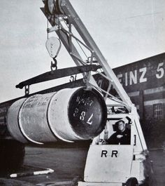 Heinz Harlesden (1958) - Rapier Mobile Crane