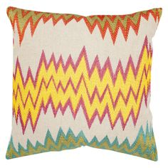 Ashley Accent Pillow (Set of 2) by Safavieh