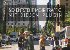 Mehr Traffic auf Blog. Ein Artikel über das Easy Social Share Buttons-Plugin. Ich benutze es auch und finde es gut.