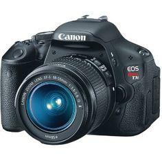 Canon EOS Rebel T3i 18 MP CMOS Digital SLR Camera and DIGIC 4 Imaging best price  http://amazon.com/dp/B004J3V90Y?tag=ahmednews-20