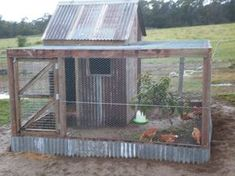 When someone wants to raise chickens, it pays to be sure that they construct a chicken coop which most closely fits their own requirements. Make sure you find the best designs for you to construct your own. Chicken Shed, Chicken Barn, Diy Chicken Coop Plans, Chicken Coup, Chicken Coop Designs, Backyard Chicken Coops, Building A Chicken Coop, Chicken Runs, Chickens Backyard