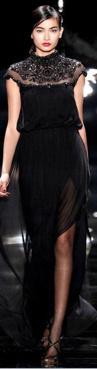 Reem Acra FALL 2013 RTW - NYFW  ✮✮ Please feel free to repin ♥ღ  www.fashionandclothingblog.com