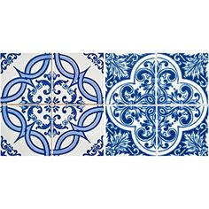 SnazzyDecal Tile Stickers Barcelona 6x6in Peel and Stick for kitchen and bath Bmix3-6 24pcs