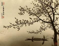 Le fotografie di Don Hong-Oai, realizzate con una tecnica particolare che le rende simili a illustrazioni tradizionali cinesi