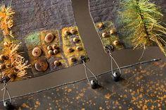 Trisha Hassler's Mixed Media TextileArt - Textile Blog - | Trends | Style | Innovation | Technology | Textilepedia - The Textile Encyclopedia