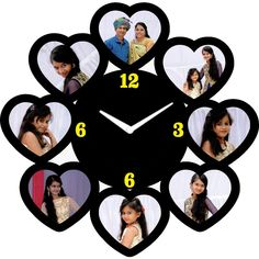 Online shopping sites for Wall Clock (CLK Wall Clock With Pictures, Photo Wall Clocks, Pigeon Pictures, Cnc Cutting Design, Laser Cutter Projects, Baby Boy Scrapbook, Diy Crafts For Home Decor, Best Mothers Day Gifts, Flower Background Wallpaper