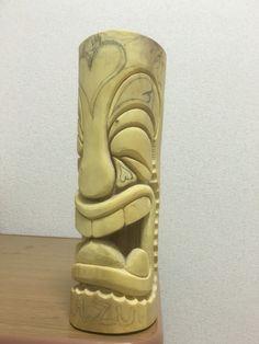 My carving tiki ✨