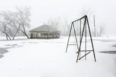 -   Slow Rise   Devil's Lake, Winter return Devil's...