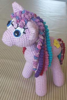 My Little Pony - Garn Grammatik