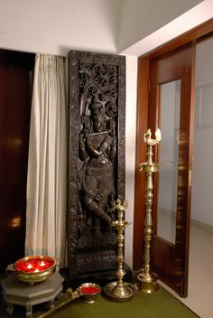 India home decor uk India Home Decor, Ethnic Home Decor, Asian Home Decor, Indian Living Rooms, My Living Room, Indian Interior Design, Pooja Room Door Design, Indian Interiors, Pooja Rooms