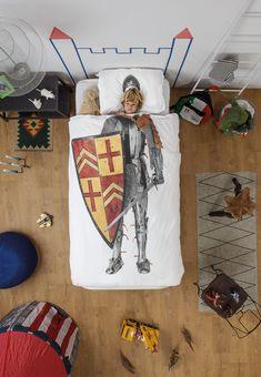 Knight by SNURK bedding https://www.snurkbeddengoed.nl/nl/product/knight