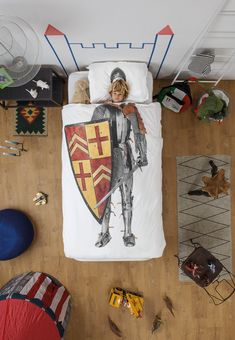 Knight by SNURK bedding https://www.snurkbeddengoed.nl/nl/product/knight