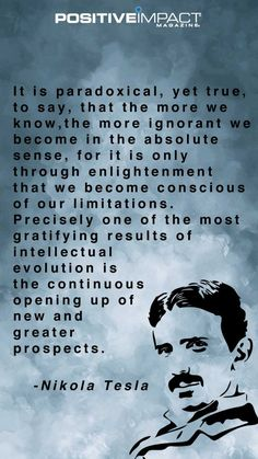 Nikola Tesla - Brilliant inventor and pioneer for many technology advances and discoveries