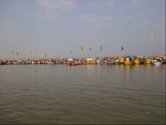 Pryag Kumbh mela, Allahabad in Allahabad