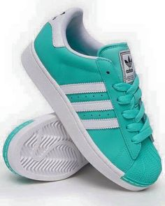 d392aca64ba Adidas Women Shoes - Adidas Women Green Superstar 2 W Sneakers. Just make  the white gray. Then they wont get as dirty - We reveal the news in  sneakers for ...