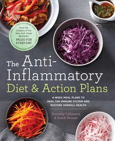 Anti-Inflammatory Cookbook plus a giveaway