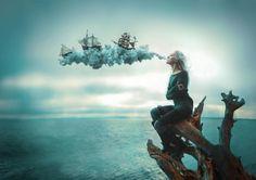 Mises en scène fantastiques par Kindra Nikole