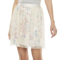 Disney's Cinderella a Collection by LC Lauren Conrad Tulle Skirt - Women's
