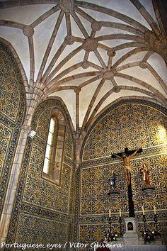 Igreja de São João Baptista - Moura - Portugal