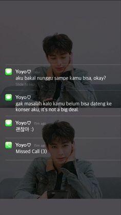 Boyfriend Kpop, Boyfriend Goals, Chat Line, Ikon Wallpaper, Hanbin, K Idol, Tvxq, Boyfriend Material, Messages