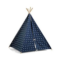 Sale ends soon. There's nothing quite like huddling around a roaring plush campfire when you're roughing it in the rugged living room terrain. Baby Boy Rooms, Little Girl Rooms, Teepee Nursery, Navy Blue Nursery, Sleeping Under The Stars, Blue Cross, Cross Patterns, Crate And Barrel, Abstract Pattern
