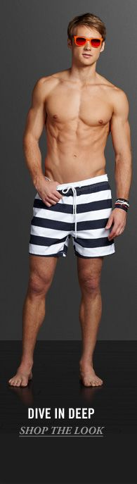 Abercombie & Fitch - #ABERCROMBIEHOT List: 3 Awesome Looks For Your Packed Weekend Schedule!
