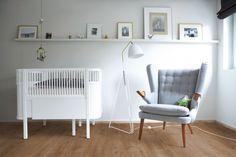 Arizona - Stratifié   Impermo: parfait dans cette chambre de bébé