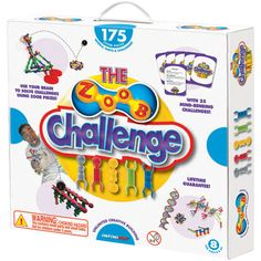 Can you build a contraption out of ZOOB pieces that will launch a ball into the air? This and two dozen other creative problem-solving chall. Stem Science, Teaching Science, Science Ideas, Play Pad, What Is Stem, Stem Projects, Engineering Projects, Engineering Challenges, Best Kids Toys