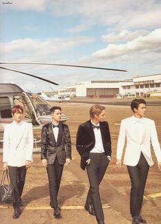 your source for official, high-resolution photos of sm entertainment's boy group, exo! Kpop Exo, Kaisoo, Exo Chanyeol, Kyungsoo, Exo Lockscreen, Xiuchen, Exo Korean, Exo Members, Korean Music