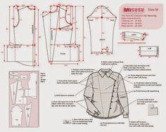 SewTawdry: Misusu Shirt