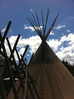 Teepee by Shelley Panzarella, via Flickr