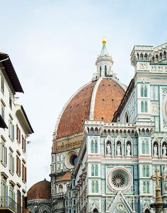 The Florence Duomo. Italy Photo on Fine Art America by Sonja Quintero