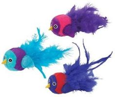 Kong Ball Buddy Bird Cat Toy Catniprattle Noise Bright Colors >>> Read more  at the image link.