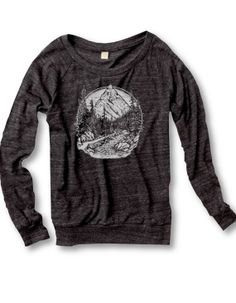 Colorado Bound. Womans. Slouchy Sweatshirt FREE SHIPPING by RVLVR, $35.00