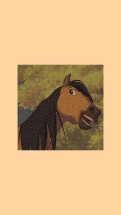 Spirit aesthetic wallpaper ¦ Stallion of the Cimarron