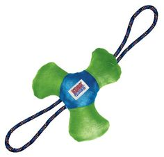 KONG Pull and Squeak Propeller Dog Toy, Medium/Large ** Read more at the image link. (This is an affiliate link and I receive a commission for the sales) #DogCare