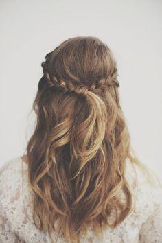 Inspiración: peinado